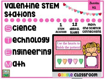 Google/STEM Valentine Pack