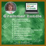 Google for Grammar 7th Grade Bundle