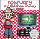 Using Google or Power Point Slides for Fun Filled February