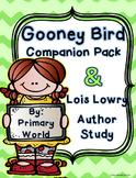 Gooney Bird Green ELA Activities & Lois Lowry Author Study!