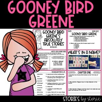 Gooney Bird Greene Book Questions