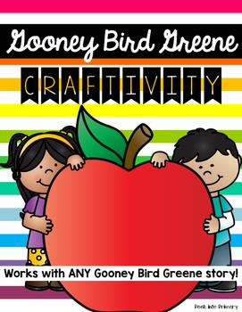Gooney Bird Greene Craftivity