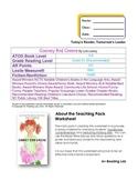 Gooney Bird Greene Novel Study Pack