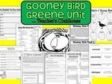 Gooney Bird Greene Unit from Teacher's Clubhouse