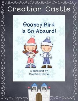 Gooney Bird Is So Absurd Book Unit