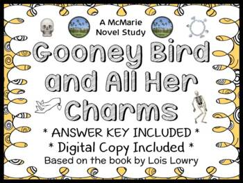 Gooney Bird and All Her Charms (Lois Lowry) Novel Study /