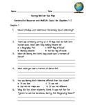 Gooney Bird on the Map Comprehension Questions for Chapters 1 -11