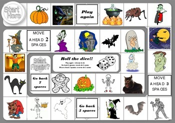 Goose game Halloween