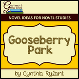 Gooseberry Park: CCSS-Aligned Grammar & Vocabulary