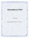 Gooseberry Park Novel Unit Plus Grammar