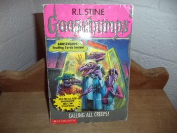 Goosebumps: Calling All Creeps ISBN 0-590-56887-6