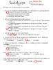 Goosebumps Movie Guide- ELA, questions, CC aligned, standards,