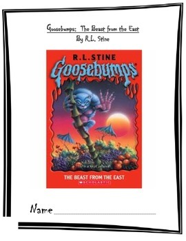Goosebumps: The Beast From the East Reading Questions