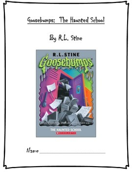 Goosebumps: The Haunted School Reading Questions