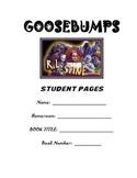 Goosebumps by R.L. Stine (short unit)