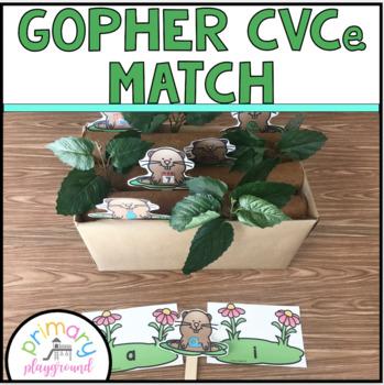 Gopher CVCe Match-Garden Center