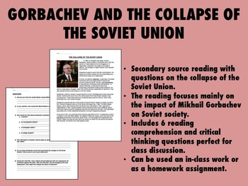 collapse of the soviet union teaching resources teachers pay teachers rh teacherspayteachers com