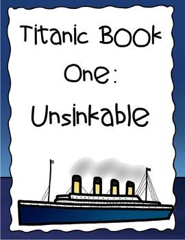 Gordon Korman's Titanic Book Series Bundle - Books 1 - 3 Guided Reading