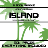 "Gordon Korman's ""Island"" Complete Series - Literature Unit"