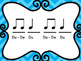 Gordon Rhythm Patterns: Quarter and Paired Eighth Notes