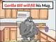 Gorilla Bill ebook (-ill word family phonics reader)