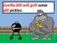 Gorilla Bill ebook (-ill word family phonics reader)