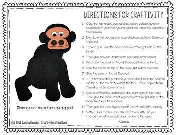 Gorilla Cut and Paste