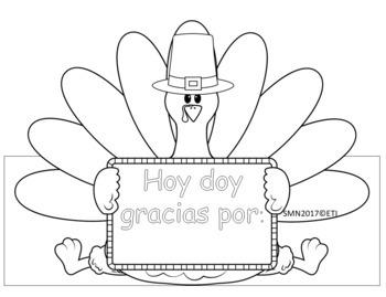 Gorros para el Día de Acción de Gracias y Actividades