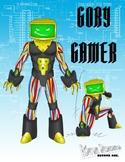 Gory Gamer Villain Reading Anchor Chart/Poster