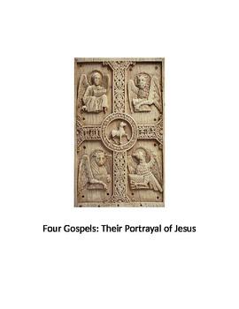 Gospel Comparison Jesus Identity