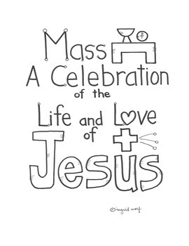 Gospel Stories - Life and Love of Jesus for the Catholic Mass