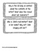 Gossamer responses to literature (CCSS aligned)