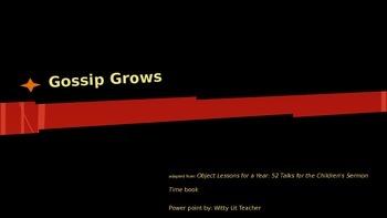 Gossip Grows