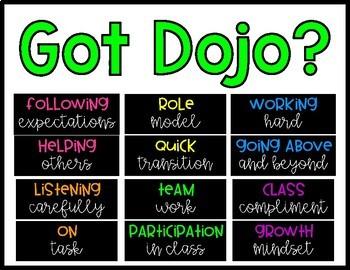 Got Dojo? Bulletin Board