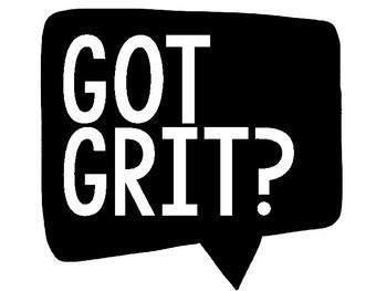 Got Grit? Classroom Poster FREEBIE!