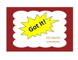 Got It! AR words Phonics Game