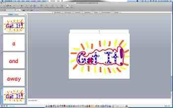 Got It!: Dolche Preprimer Game