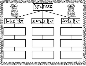 Got Kindness? Pass It On! Writing Pack