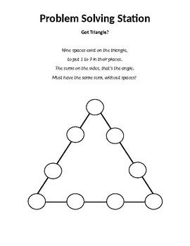 Got Triangle?