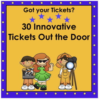 Got Your Ticket? 30 Innovative Tickets Out the Door