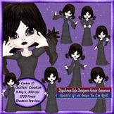 Goth Lady