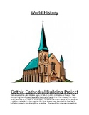 Gothic Cathedral building project