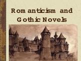 Gothic Literature Power Point (Frankenstein)