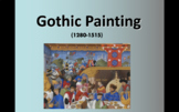 Gothic Painting Art History