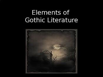 Gothicism and Suspense Bundle