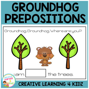 Groundhog Prepositions Book