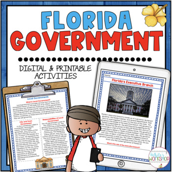 Florida State Government Activities