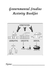 Government 3rd Grade- Activity Booklet