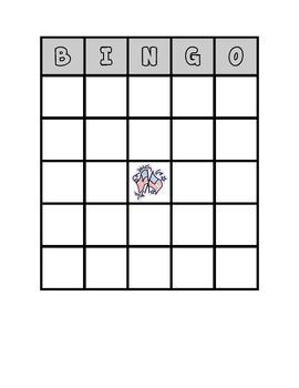 Government Bingo- for 3rd grade VA SOLs