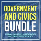 CIVICS & GOVERNMENT RESOURCES: The Bundle